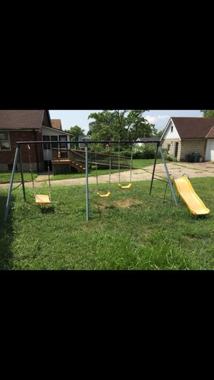 Swing Set for Sale in Humble, TX