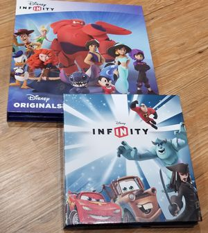 Disney Infinity Power Discs Collectible Books - Full! for Sale in Gainesville, VA
