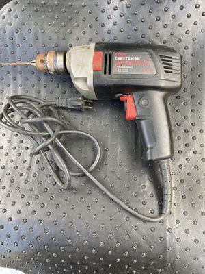 "Craftsman 1/2"" Hammer Drill for Sale in Thousand Oaks, CA"