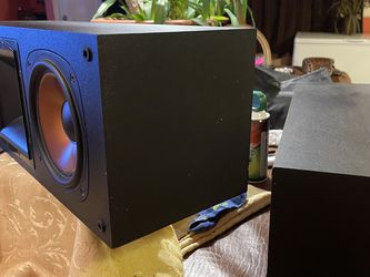 KLIPSCH RC3 BLACK /CNTER CHANNEL for Sale in South Holland,  IL