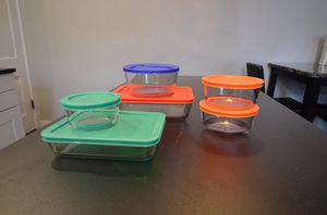 Pyrex Glass Tupperware for Sale in Pittsburgh, PA