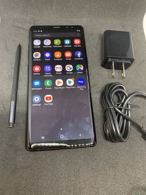 Samsung galaxy note 8 64gb UNLOCKED for Sale in Round Rock, TX