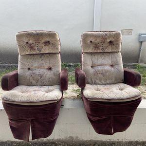 Pair Of Flexsteel RV Captain Seats for Sale in Winter Park, FL