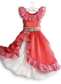Disney Store Elena of Avalor Princess Costume Dress 11/12 for Sale in Boca Raton,  FL