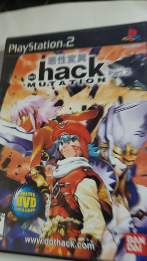 .HACK PS2 GAME for Sale in Pompano Beach, FL
