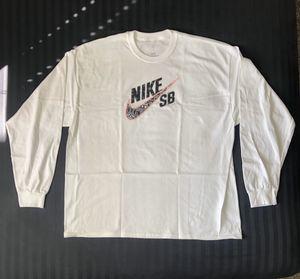 Nike SB Travis Scott Cactus Jack Long Sleeve t-shirt Men's Sz XXL 2xl for Sale in Lemon Grove, CA