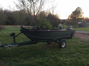 16 Ft. Cherokee Fishing Boat for Sale in Mount Juliet, TN