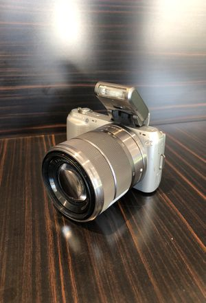SONY CAMERA & CAMCORDER HD NEX-C3. Item # I-1325 for Sale in Los Angeles, CA