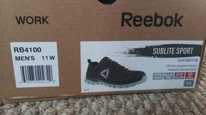 Reebok steal toe boots for Sale in West Valley City, UT
