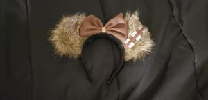 Handmade Chewbacca Mickey Mouse Eara for Sale in Altamonte Springs, FL