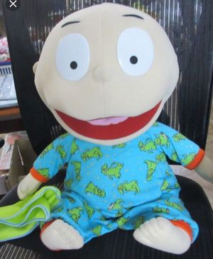 Large soft Tommy from Rugrats today - Disney store for Sale in Glendale, CA