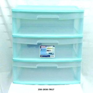 3 drawer storage container for Sale in Tampa, FL