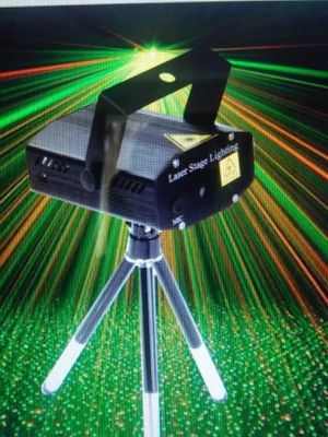 New dj laser light for all your partys for Sale in Stockton, CA