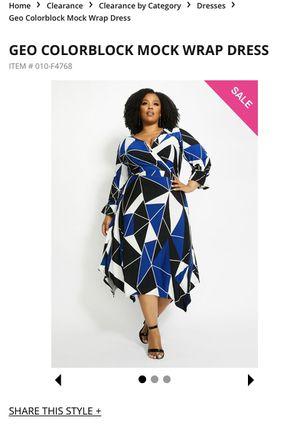 Ashley Stewart Maxi Dress for Sale in Burkeville, VA
