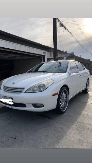 2003 Lexus ES300 4DR SEDAN 3.0L v6 $4600 OBO for Sale in Costa Mesa, CA