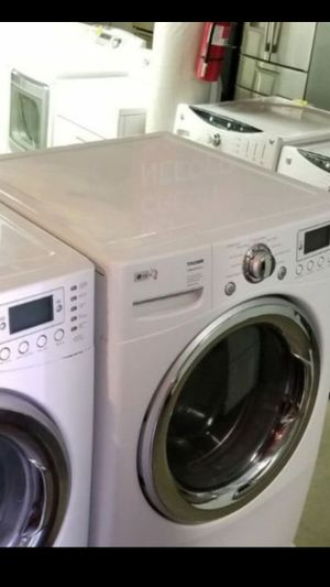 Huge Sale store full of nice reconditioned refrigerator washer dryer stove stackable+financing available available free warranty for Sale in Des Moines, WA