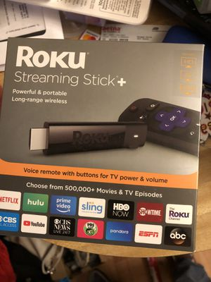 Brand new in box Roku Streaming Stick for Sale in Bloomington, IL