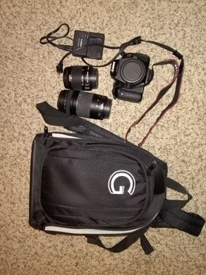 Canon EOS t3i DSLR for Sale in Salt Lake City, UT