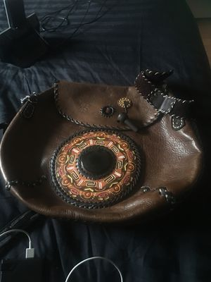 Leather bag : Miguel A.Rios for Sale in Las Vegas, NV