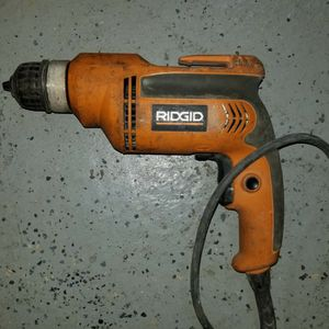 """Ridgid R7000 3/8"""" Keyless Chuck Drill Delivers 6.5 Amps for Sale in Elmhurst, IL"""