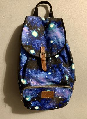 'PINK Victoria's Secret' Galaxy Backpack for Sale in Los Angeles, CA