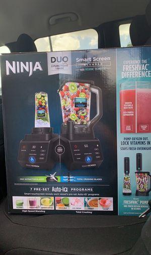 Ninja Duo Smart Screen Blender for Sale in Miramar, FL