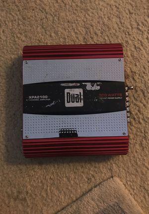 Dual amplifiers for Sale in Arlington, VA
