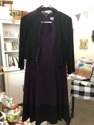 Calvin Klein Dress/Jacket, Size 6 for Sale in Gaithersburg, MD