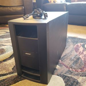 BOSE PS28 III powered subwoofer for Sale in Portland, OR