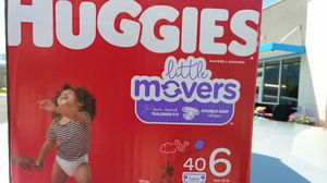 NEW Huggies lol movers size 6 40 ct for Sale in Salt Lake City, UT