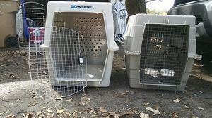 Dog travel kennels for Sale in Wayne, PA