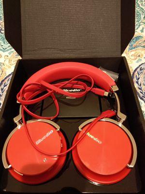 Bluedio bluetooth headphones for Sale in Manassas, VA