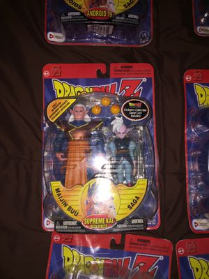 Dragon ball z supreme kai with kibito figure for Sale in El Paso, TX