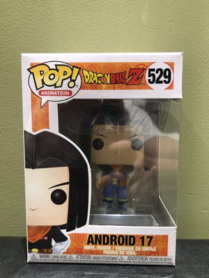 Dragon Ball Z Android 17 Funko Pop for Sale in Bethlehem, PA