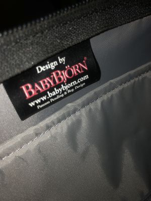 Baby Bjorn diaper baby bag for Sale in The Bronx, NY