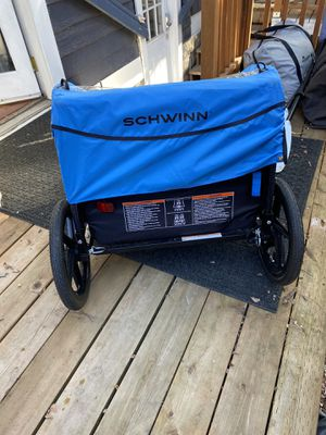 Schwinn childs bike trailer for Sale in Portland, OR