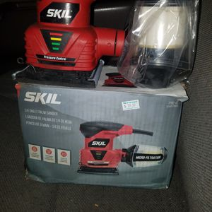 SKIL Palm Sander - New for Sale in Oroville, CA