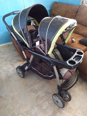 Double stroller for Sale in Phoenix, AZ