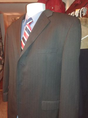 Van Heusen Suit Special-Shirt/Tie/Shoes included for Sale in Denver, CO