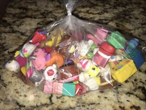 Shopkins assortment- 50 count for Sale in Warwick, RI