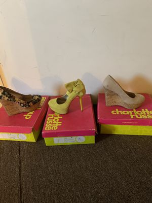 Charlotte Russe heels for Sale in El Centro, CA
