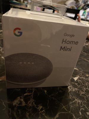 Brand new google home mini for Sale in San Antonio, TX