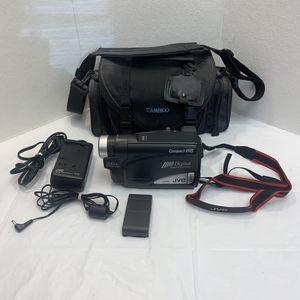 JVC GR-AX750U VHS-C Digital Camcorder Video Camera Transfer Player Bundle for Sale in Pelham, NH