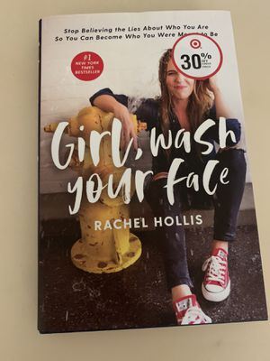 Book: Girl, wash your face for Sale in San Luis Obispo, CA