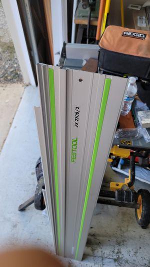 """Festool guide rail 57.5"""" for Sale in Kirkland, WA"""