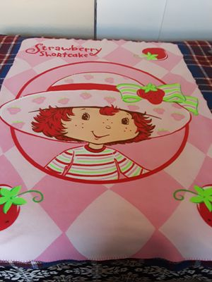 Strawberry Shortcake Blanket for Sale in El Paso, TX