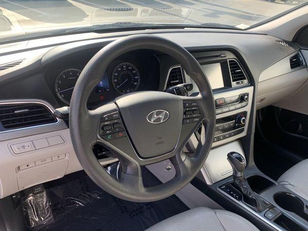 2016 Hyundai Sonata