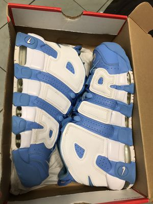 nike more uptempo unc for Sale in Hialeah, FL