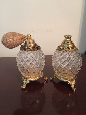 Antique perfume bottles for Sale in Los Angeles, CA