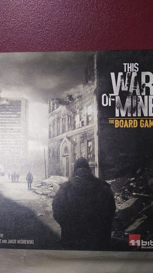This War of Mine Board Game for Sale in Bethlehem, GA